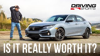 2020 Honda Civic Sport Touring Hatchback Reviewed - Good Enough?