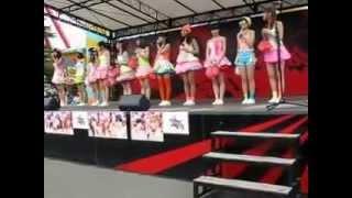 スルースキルズ @fuji-Q 2014年4月20日 先日のフジQ 1曲だけ撮影...