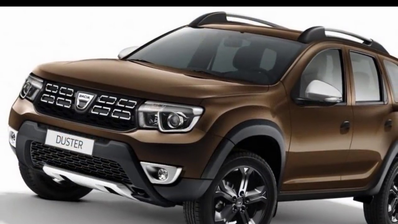 2018 renault duster dacia duster 2018 youtube. Black Bedroom Furniture Sets. Home Design Ideas
