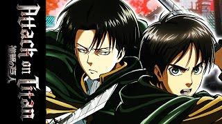 Attack on Titan Opening 3 - Shinzou wo Sasageyo 【English Dub…