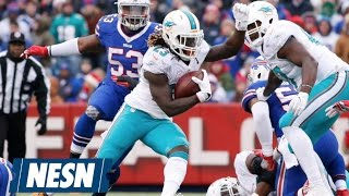 Patriots Vs. Dolphins Preview: Stopping Jay Ajayi Is Key