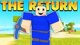 The Return of Booga Booga (Roblox)
