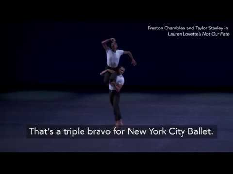 The Three Most Striking Moments of NYCB's Fall Season | WWW | Dance Magazine