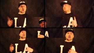 Tony Roberts - Old School Acapella Mash up