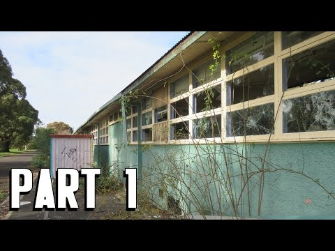Abandoned: Colac High School Egg-splore | Part 1