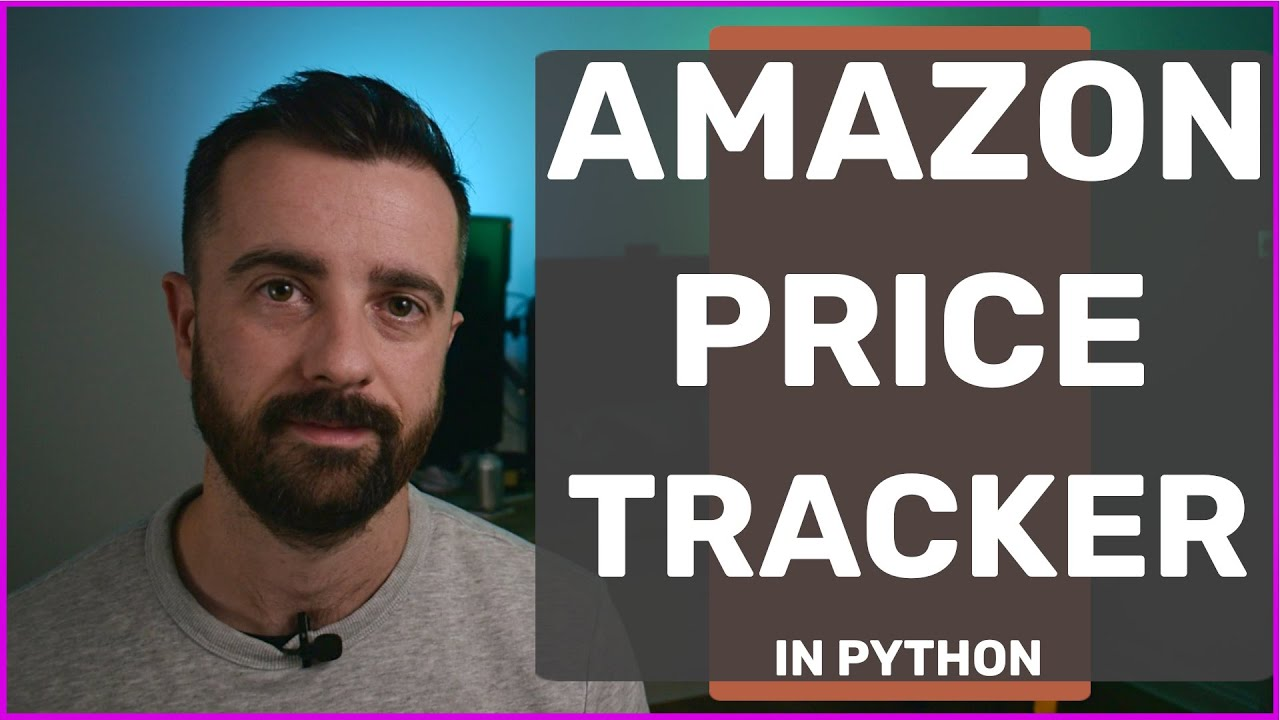 Create an Amazon Price Tracker using Python
