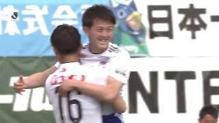 2018年5月26日(土)に行われた明治安田生命J2リーグ 第16節 岐阜vs新...