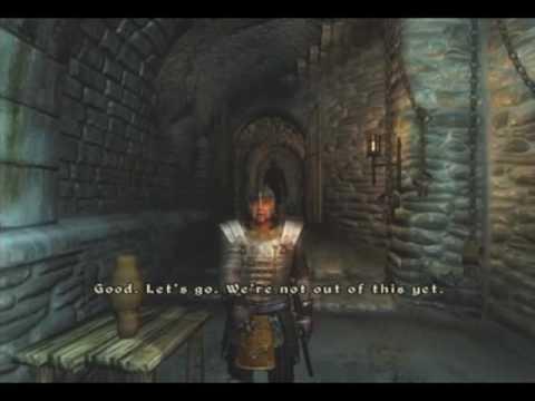 Let's Play The Elder Scrolls IV: Oblivion Part 1 |