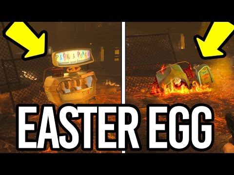 BLACK OPS 2: DESTROY the PACK A PUNCH MACHINE Easter Egg! (WORLD RECORD) FIRST IN THE WORLD!