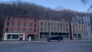 Exploring The Abandoned Town Of Thurmond, West Virginia