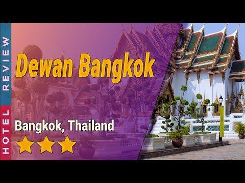 Dewan Bangkok hotel review | Hotels in Bangkok | Thailand Hotels