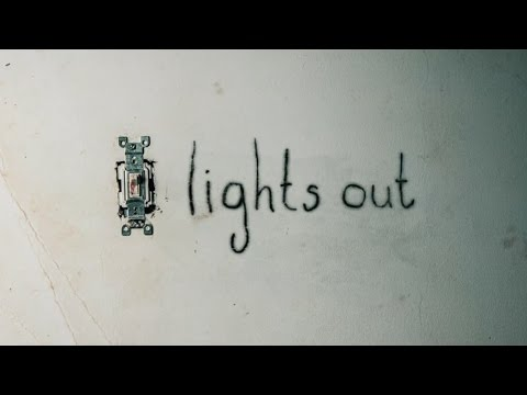Lights Out Official Trailer Hd