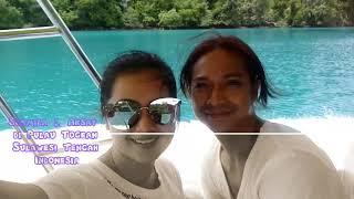 Shamila dan Aksay di Pulau Togean
