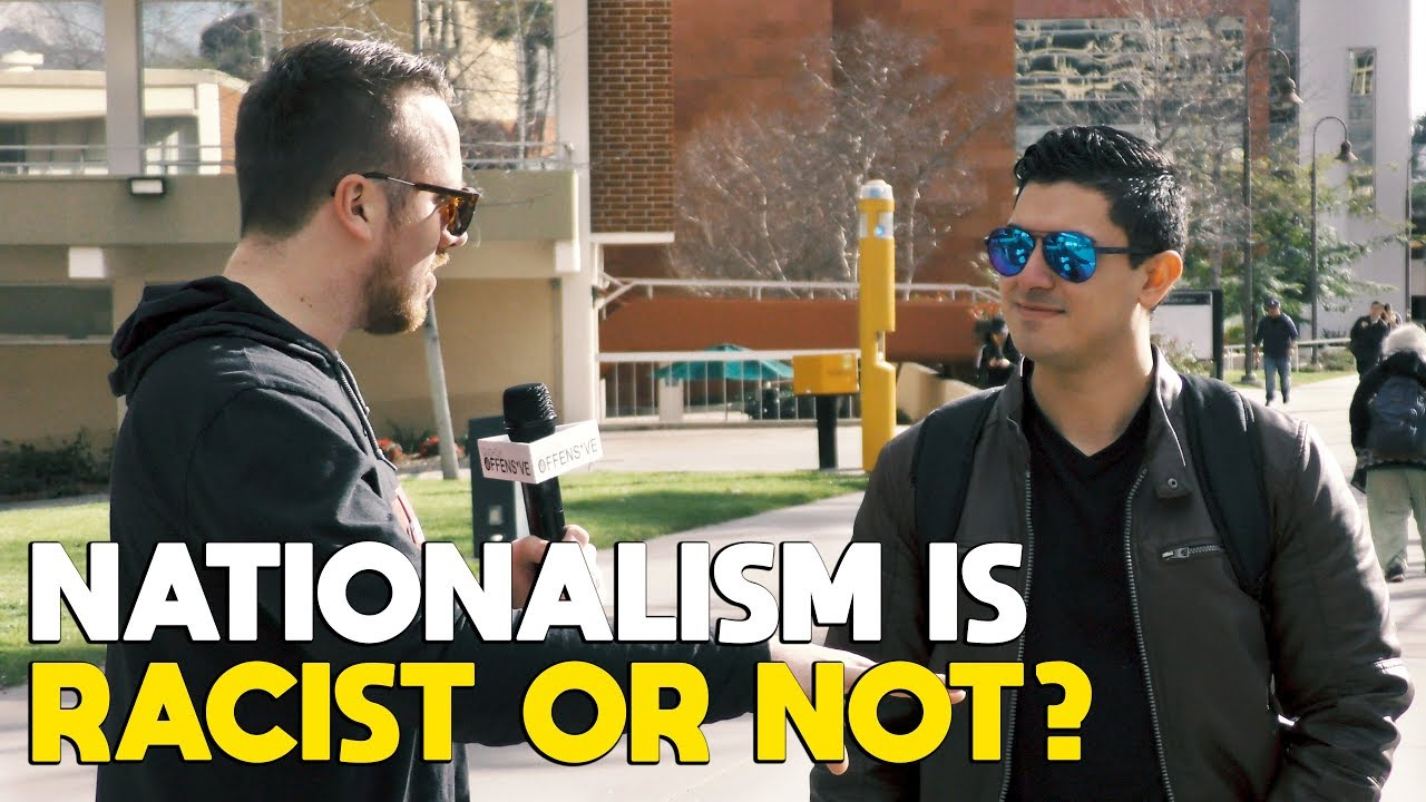 Is Nationalism Rac*st? College Students Decide