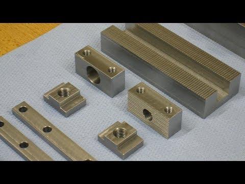 Bar puller for CNC lathe part 2