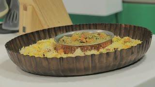 ارز بالمكسرات و الفواكه المجففة   رانيا الجزار