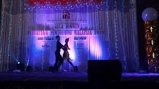 Latin dance Performance