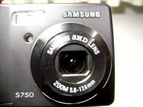 фотоаппарат самсунг S750 инструкция - фото 11