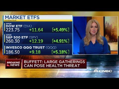 No Shareholders At Annual Meeting Due To Coronavirus: Berkshire Hathaway