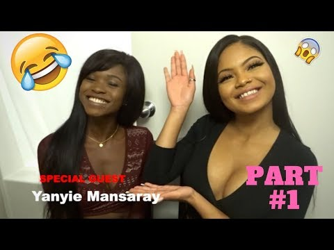 GIRL TALK Pt #1 (ex's, social media, gossip, advice, plastic surgery, etc)