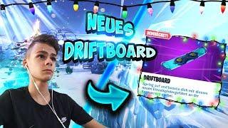 Drift Board ist da!🔥 Solo und Quatschen💪 | 1 Sieg =