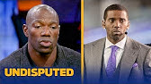 T.O and Skip Bayless agree that Randy Moss shouldn't be a first ballot Hall of FamerUNDISPUTED