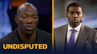T.O and Skip Bayless agree that Randy Moss shouldn\'t be a first ballot Hall of Famer | UNDISPUTED