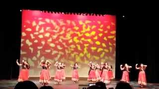 NAGADA SANG DHOL - Bollywood Dance (2014)