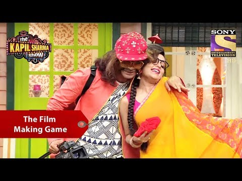 The Film Making Game - The Kapil Sharma Show