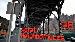 Top 10 WORST neighborhoods in the United States of America #2. Chicago and Los Angeles are on it.