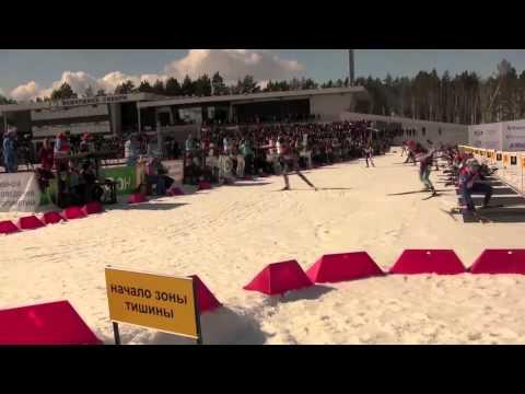 Международные соревнования по биатлону «Приз губернатора Тюменской области»