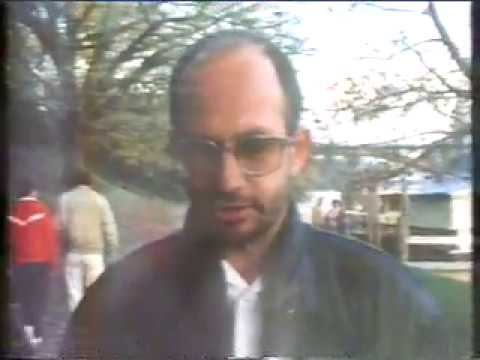 Chris Thompson - 1985 NZ interview!