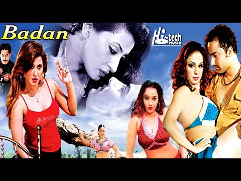 Pakistani New Film - PYASA BADAN (Hindi / Urdu) - Ahmed Butt, Nida Chaudhry & Laila - Hi-Tech Films