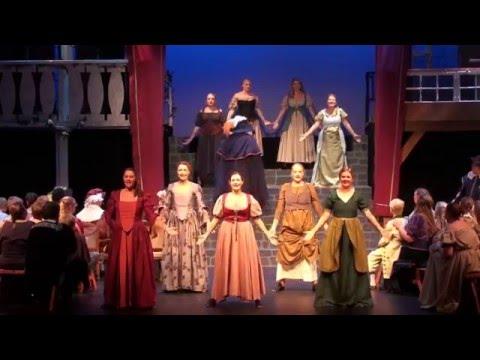 Teatergruppen KLIMA - Den Ny Cyrano, Næsevisen