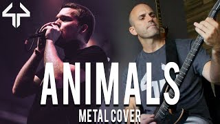 Animals featuring Bluedrake42 (Maroon 5 metal cover)