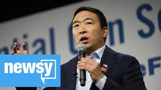 Andrew Yang's campaign gets death threats