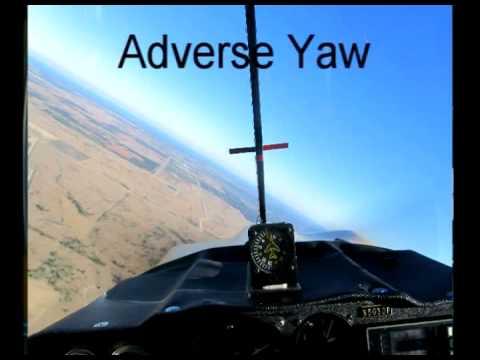 Adverse Yaw, a Stick and Rudder Fundamental