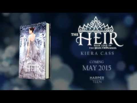 THE HEIR by Kiera Cass—Cover Reveal Video