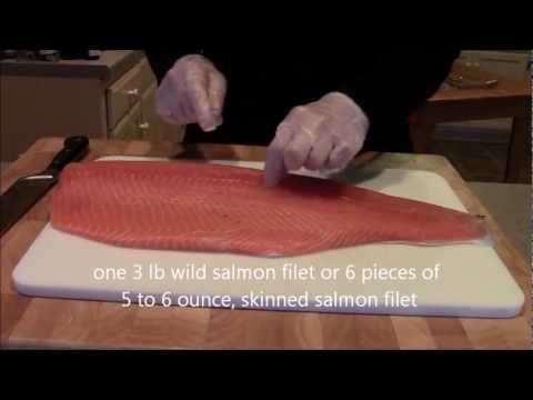 How to prepare Salmon Wellington with Chef Terri Milligan
