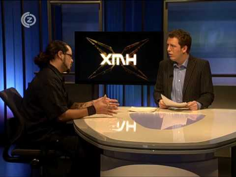 XMH interview dutch television