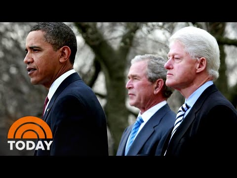 Former Presidents Call For Unity In Wake Of Capitol Hill Riot | TODAY