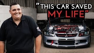 How A 700bhp Evo Saved My Life