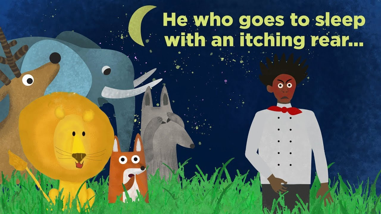 african proverbs with meaning