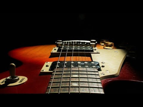 Driving Rock Jam Guitar Backing Track In G#m