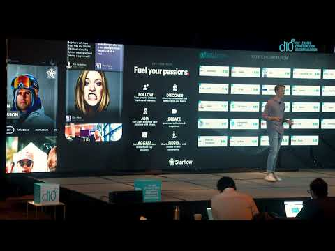 Starflow ICO Pitch at d10e Puerto Rico