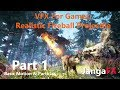 Gambar cover UE4 VFX For Games: Realistic Fireball Projectile - Part 1