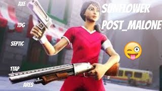Sunflower_post malone-A fortnite montage| AIMBOT| FTN