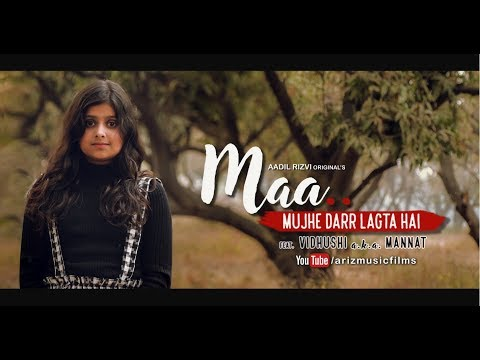 Maa | Mother's Day Special  | Official Music Video | Vidhushi | Aadil Rizvi Originals