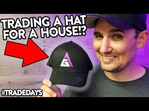 TRADE ME - Craig Trades His Hat For.... WHAT?!?