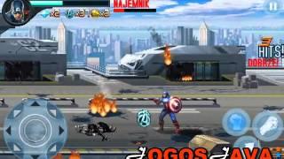 Os Vingadores Java Avengers
